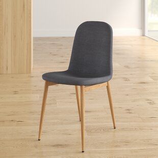 Find a Juston Skin Upholstered Dining Chair (Set of 6) by Corrigan Studio Reviews (2019) & Buyer's Guide