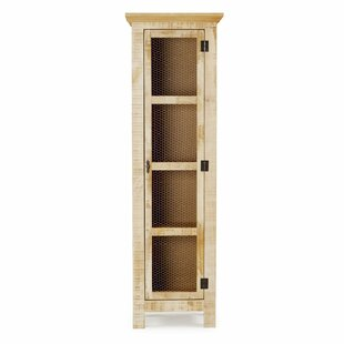 Westchase Reclaimed 1 Door Accent Cabinet by Rosecliff Heights