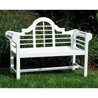 White Outdoor Benches Joss Amp Main