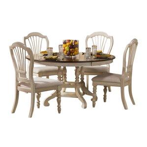 Alise 5 Piece Dining Set by Lark Manor