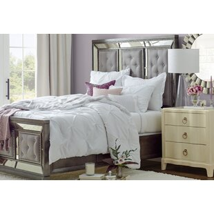 Roxie Upholstered Panel Bed