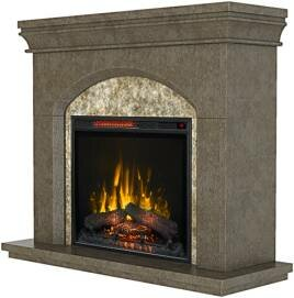 Booneville Electric Fireplace by Fleur De Lis Living