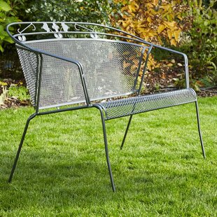 Garden Bench Made Of Steel