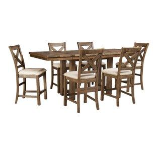 Hillary Extendable Dining Table by Laurel Foundry Modern Farmhouse