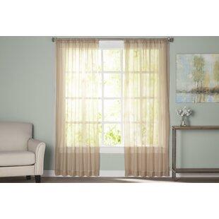 Sheer Curtains: Longueur du rideau - 84\