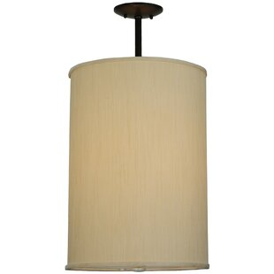 4-Light Cylinder Pendant by Meyda Tiffany