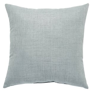 Newfield Solid Indoor/Outdoor Throw Pillow