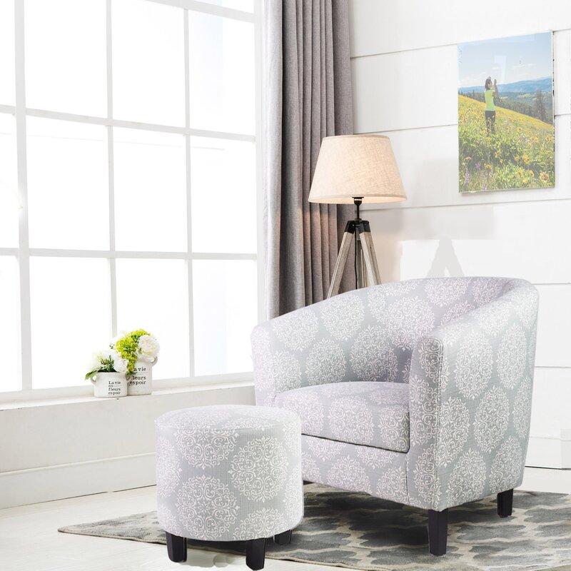 Chair U0026 Ottoman Sets Youu0027ll Love | Wayfair