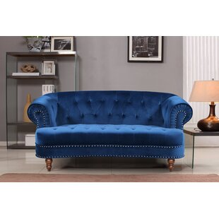 Lambdin Chesterfield Loveseat
