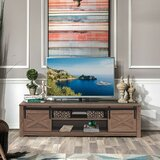 Bujold TV Stand for TVs up to 65 by Gracie Oaks