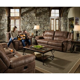 Loon Peak Umberger Reclining Configurable Living Room Set