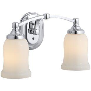 Kohler Bancroft 2-Light Vanity Light