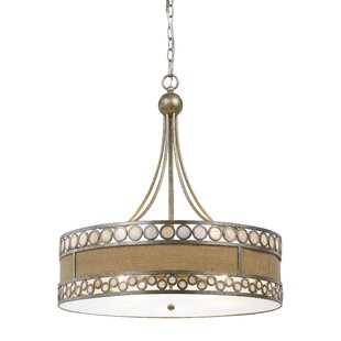 Buy clear Clarkedale 5-Light Chandelier By Corrigan Studio