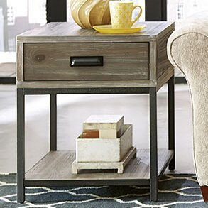 Winooski End Table by Unio..