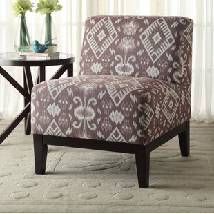 Burriss Slipper Chair by Bungalow Rose