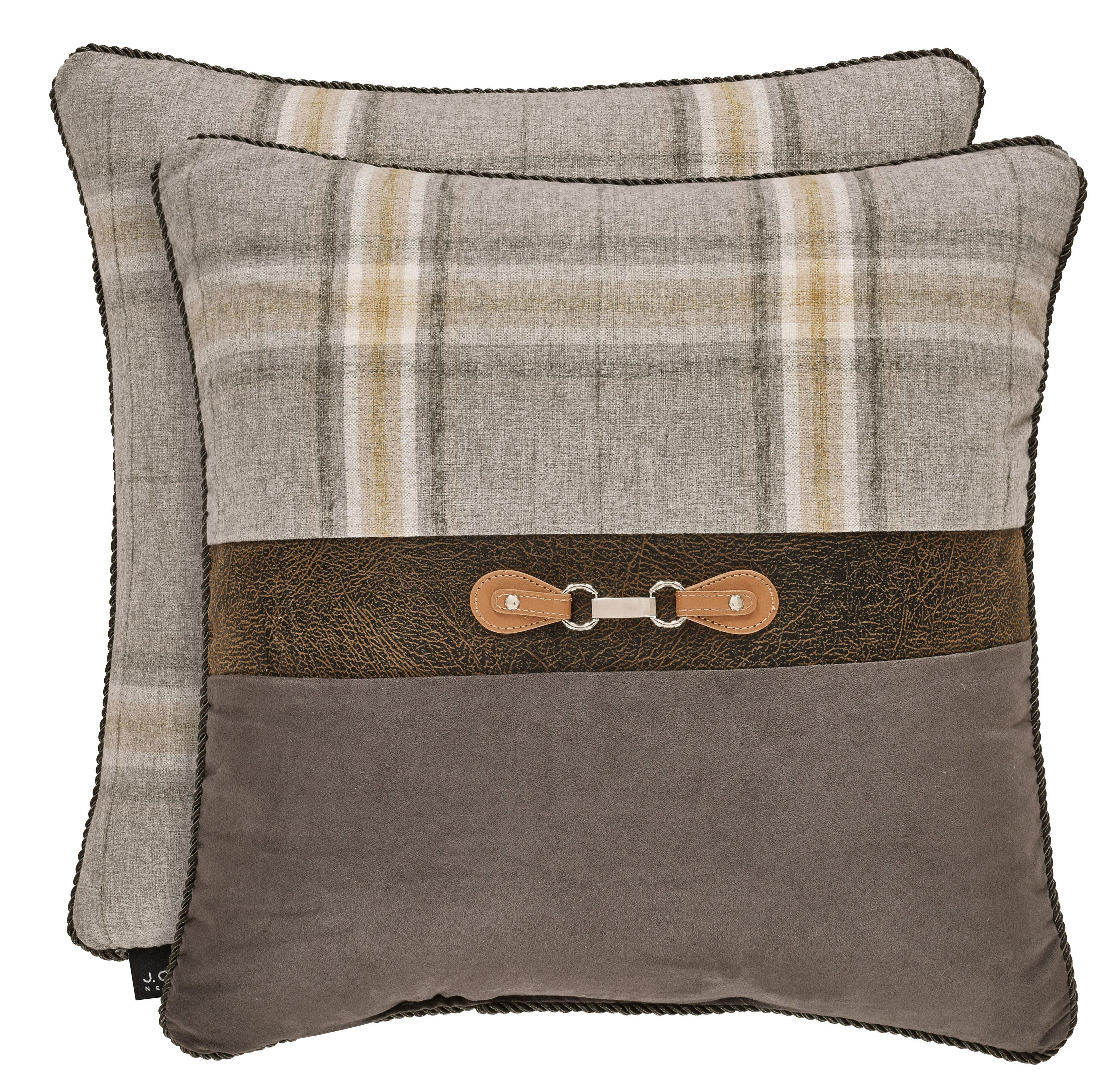 Gracie Oaks Kunkle Plaid Throw Pillow Reviews Wayfair Ca