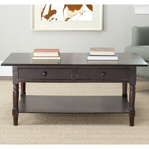 Find the perfect Hugh Coffee Table by Charlton Home