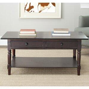 Hugh Coffee Table by Charlton Home