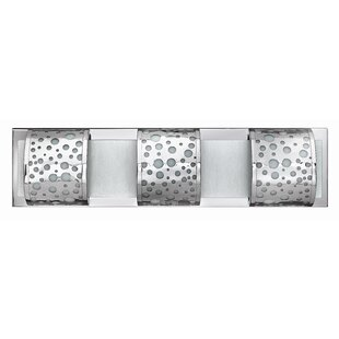 Top Mira 3-Light Bath Bar By Fredrick Ramond