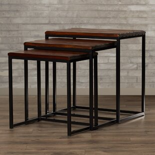 Pemberton 3 Piece Nesting Table Trent Austin Design