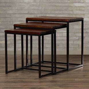 Pemberton 3 Piece Nesting Table