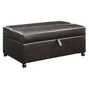 Shepard Ottoman With Twin Sleeper