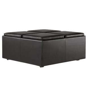 Nottingham Storage Ottoman by Alcott Hill