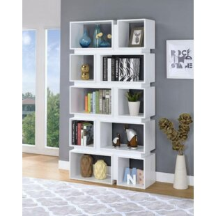 Hambly Standard Bookcase Orren Ellis