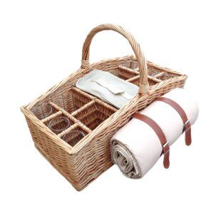 Picnic Basket By August Grove