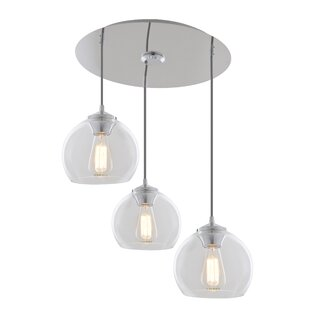 Oberon 3-Light Pendant by ..
