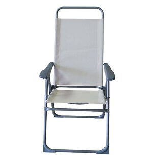 Kalie High Back Mesh Folding Camping Chair by Freeport Park Great Reviews