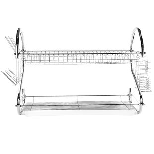 Imperial Home Stainless Steel Dish Rack