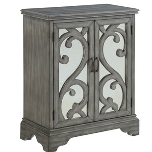 Umberger 2 Door Accent Cabinet by Ophelia & Co.