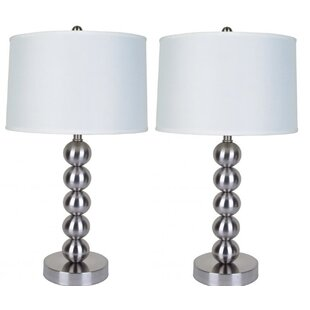 Yoherlin Metal 29 Table Lamp (Set of 2)