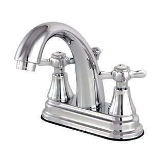 Kingston Brass Essex Centerset Lavatory Fauc..