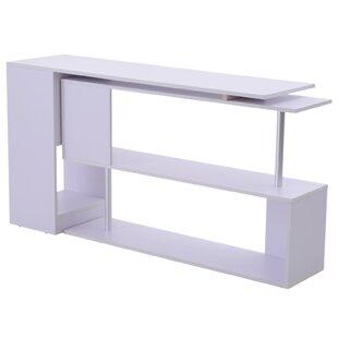 Bertram L-Shaped Credenza desk