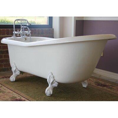 "Restoria Bathtub Company Imperial 66"" x 30"" Freestanding Bathtub"