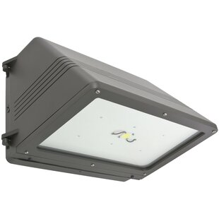 Trapezoidal LED Outdoor Floodlight by American Lighting LLC