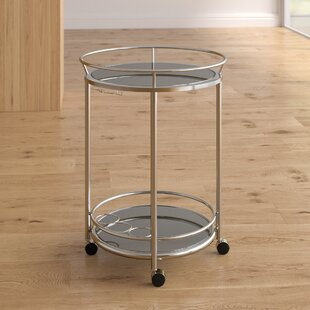 Juwan Bar Cart by Latitude Run
