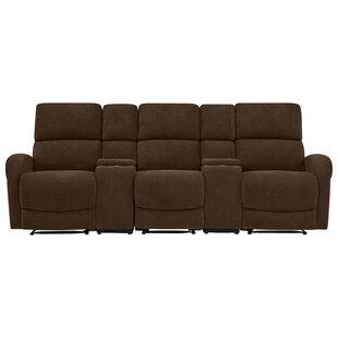 Winston Porter Sturtz Reclining Sofa (Set of 5)