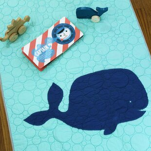 Reviews Holloway Whale Tail Quilt ByHarriet Bee