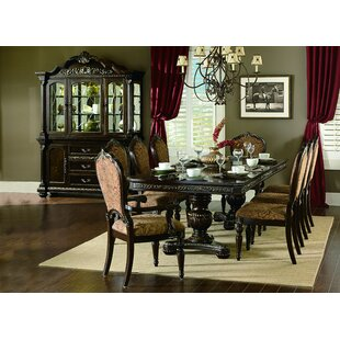 Clearwell 9 Piece Extendable Dining Set Astoria Grand