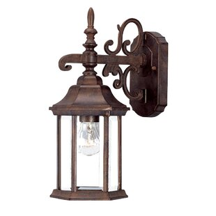 Pruitt Outdoor Wall Lantern