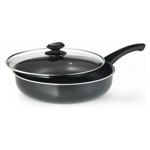 Elements 11 Deep Saute Pan with Lid ByEcolution