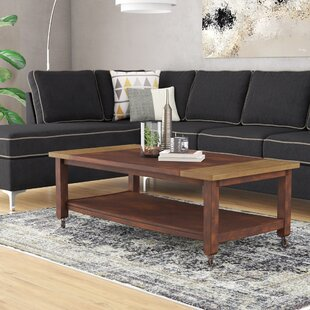 Newsoms Coffee Table with Tray Top