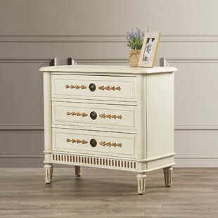 Siple 3 Drawer Accent Chest