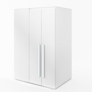 Replay 2 Door Wardrobe By Symple Stuff