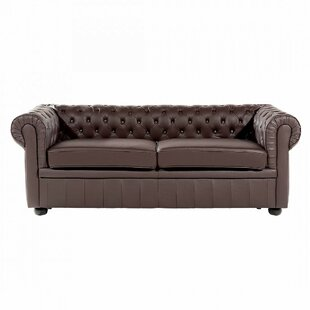 Best Price Wardingham Chesterfield Sofa by Darby Home Co Reviews (2019) & Buyer's Guide
