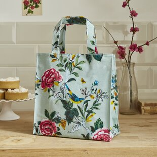 Aviary PVC Picnic Tote Bag By Ulster Weavers