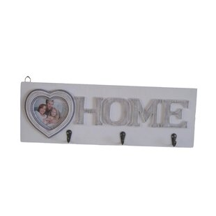 Sheena Wall Mounted Coat Rack By Brambly Cottage